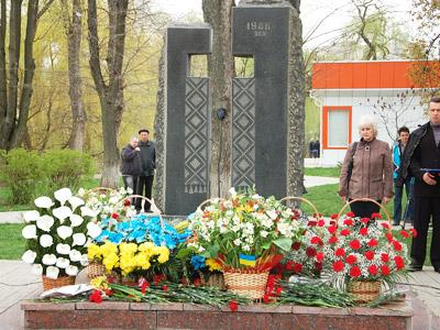 Звернення голови Сумської обласної ради Семена Салатенка з приводу річниці трагедії на Чорнобильській АЕС