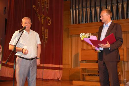 c34bd588de4680 Голова обласної ради Володимир Токар привітав державних службовців із  професійним святом